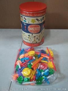 K'Nex the Wonder Builder Tinker toy