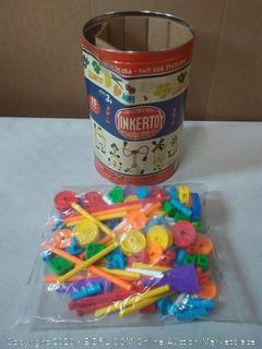 K NEX Tinker toy Wonder Builder