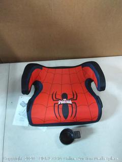 KidsEmbrace Spider-Man Booster Car Seat, Marvel Youth Backless