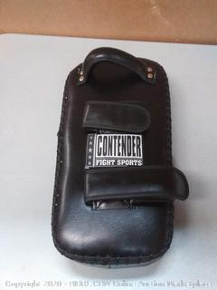 contenders fight Sports MMA Muay Thai pad