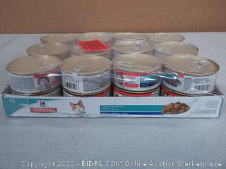Hill's Science Diet tender tuna dinner for cats
