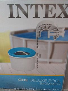 Deluxe pool skimmer Intex