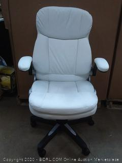 kerms white office chair