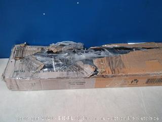 Zinus Van 16 Inch Metal Platform Bed Frame with Steel Slat Support (Open Box)