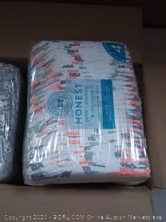 Honest gentle+absorbent Size 4 120 diapers