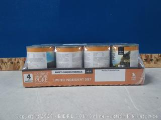 Canidae Grain Free PURE Foundations Canned Puppy