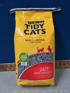Purina Tidy Cats 24/7 Performance Cat Litter - 10 lb. Bag