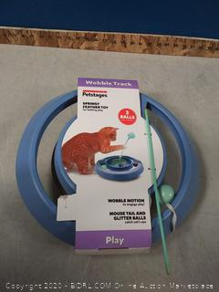 Wobble Track Blue | Cat | Anipet Animal Supplies