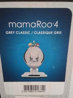 4Moms Mamaroo 4 Infant Baby Reclining Rocker Bouncer Swinging