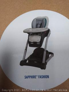 Graco Blossom 6 in one high chair