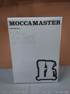 Technivorm Moccamaster 79115 KBT Coffee Brewer, 40 oz, Stone
