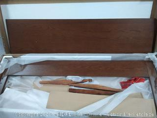 Ink+Ivy Clark Queen / Cal King bed frame(mising pcs)