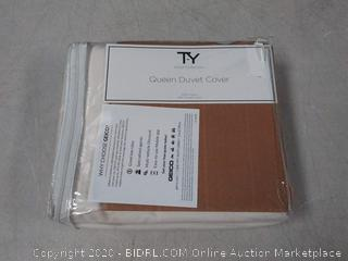 Hotel Collection T-Y Queen Duvet Cover
