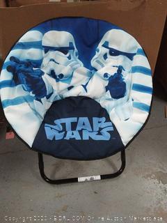 Star Wars Disney saucer chair