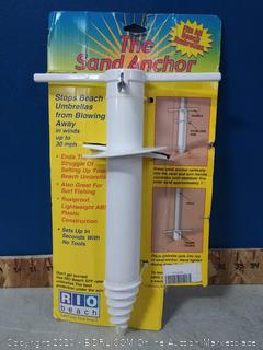 The Sand Anchor