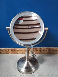 round vanity mirror LED lighted Next Generation