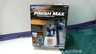 Finish Max Sprayer