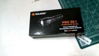 Solary Flashlight