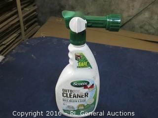 Scotts Outdoor cleaner