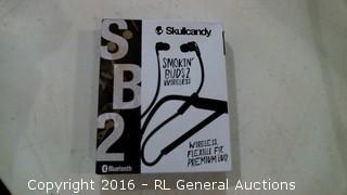 Skullcandy Smokin Buds 2 Wireless Bluetooth