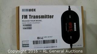 HINBOX FM transmtter