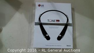 LG Tone Pro Premium Wireless Sterep Headset