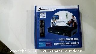Mediasonic Homeworx Digital Converter Box