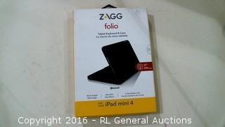 ZAGG folio Tablet Keyboard & Case