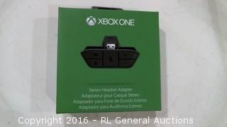 XBOXONE Stereo Headset Adapter