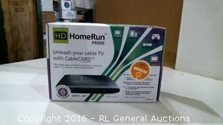 HD Homerun Prime Cable Card