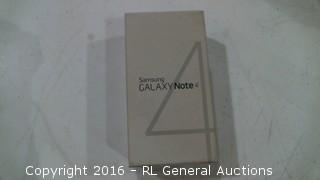 Samsung Galaxy Note 4 / no power