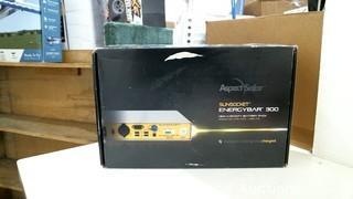 Aspect Solar Sunsocket Energybar 300 Battery Pacl