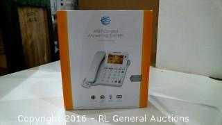 AT&T  Corded Answering System