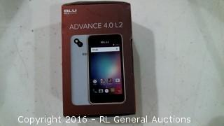 BLU Advance 4.0 L2 Powers on Please Preview