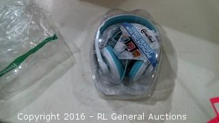 Connectland Stereo Headset with Microphone