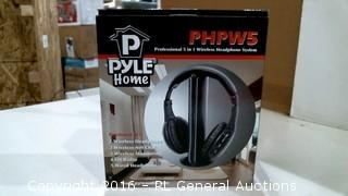 Pyle Home Wireless Headphones