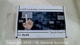 LED Controller Touch Panel