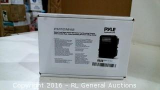Pyle Water Proof Night Vision Wild Game Trail Scouting Camera
