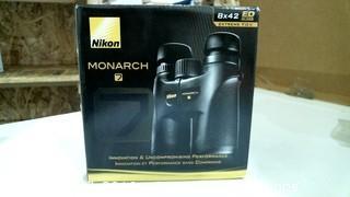 Nikon Monarch  8x42 ED Class Binoculars