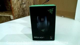 Razor Naga Hex