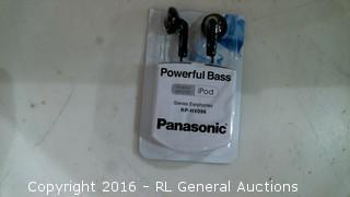 Panasonic Power Bass