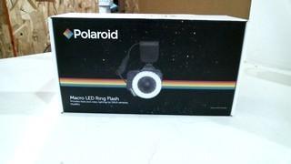 Polaroid Macro LED Ring Flash