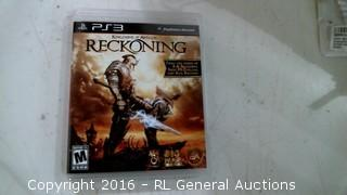 PS3 Reckoning