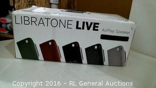 Libratone Live Air Play Speaker