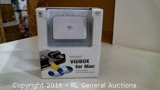 Vidbox for Mac Video Conversion Solution