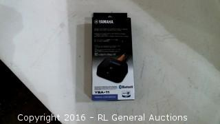 Yamaha Bluetooth wireless audio receiver