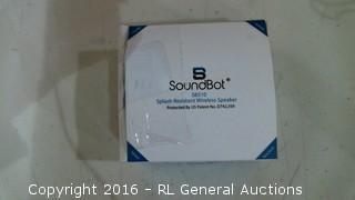 oundBot Wireless speaker