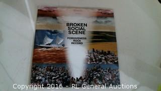 Broken Social Scene Forgiveness Rock record