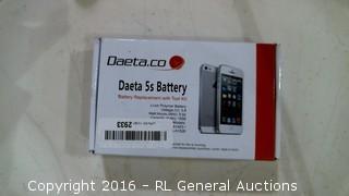 Daeta 5s Battery