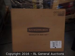 Bankers box Factory Sealed